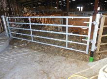 Prodloužený výsuv brány EX5 délka 2,54m