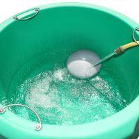 Nezámrzné napájedlo pro koně se zásobou vody ISOBAR 250