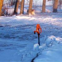 Hydrant nezámrzný Woodfort Y34