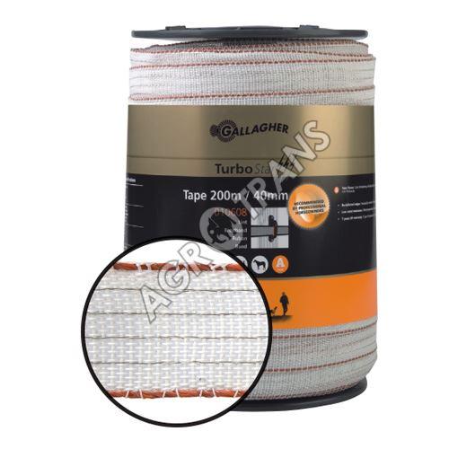 Vodivá páska 40mmTURBO 15vodičů 200m, b/o