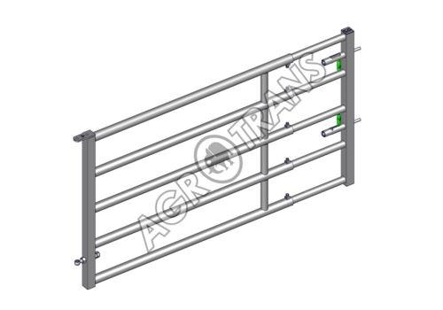 Brána AUTOLOCK EX5 2/3m