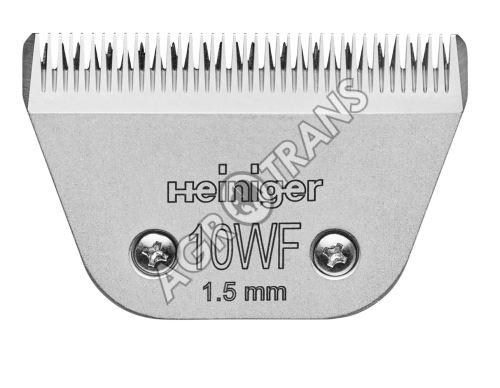 Stříhací hlava Heiniger č.10WF – 1,5mm, koně,skot