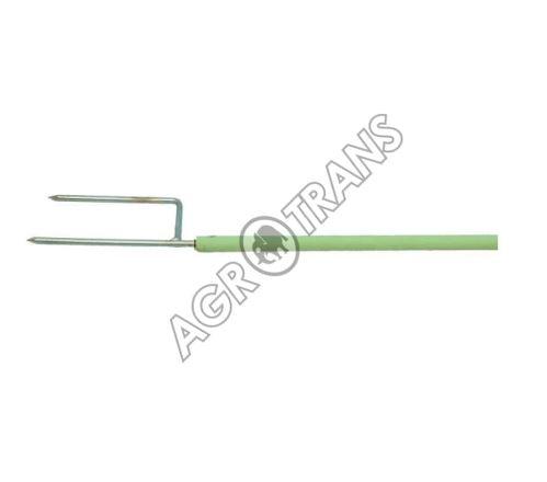 Náhradní tyčka dvouhrotá pro síť 105 cm JUMBO, Ø 19 mm