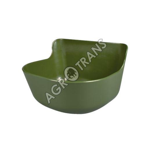 Krmný žlab plastový 8,5l