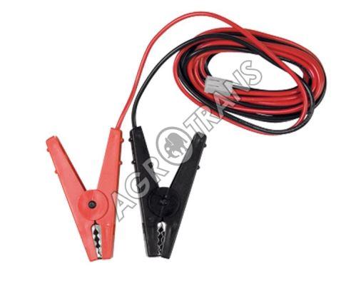 Propoj. kabel 2 krokosvorky červený/černý ke zdrojům B200/B300