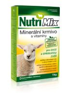 Nutrimix pro ovce a spárkatou zvěř