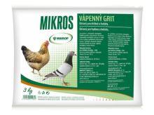 Krmný vápenný GRIT 3 kg