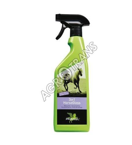 Spray pro lesk srsti, ohonu a hřívy 1000 ml