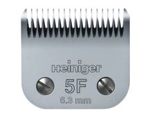 Stříhací hlava Heiniger č.5F – 6,3mm, psi