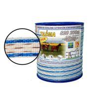 Vodivá páska 20mm 10vodičů S20 200m, b/m