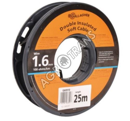 Podzemní prop. kabel 1,6mm 2izolace 25m