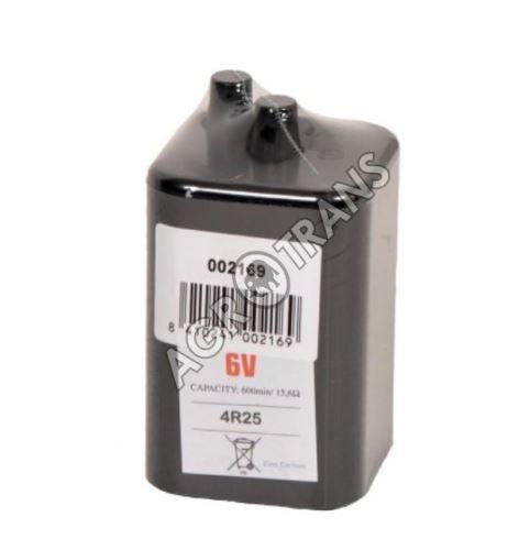 Náhradní baterie 6V/ 25Ah pro plašič Foxlight