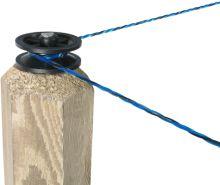 Izolátor kolečkový, otvor 5 mm