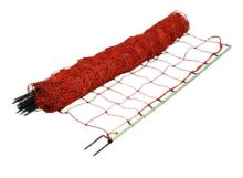 Vodivá síť pro kozy JUMBO, výška 105 cm, délka 50 m, 2 hroty