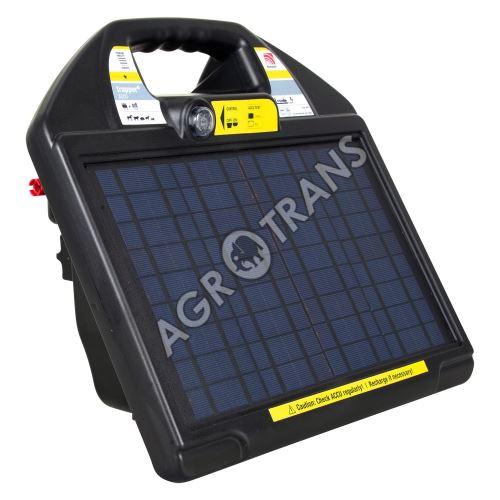 Zdroj impulzůTrapper AS50 se solárním panelem
