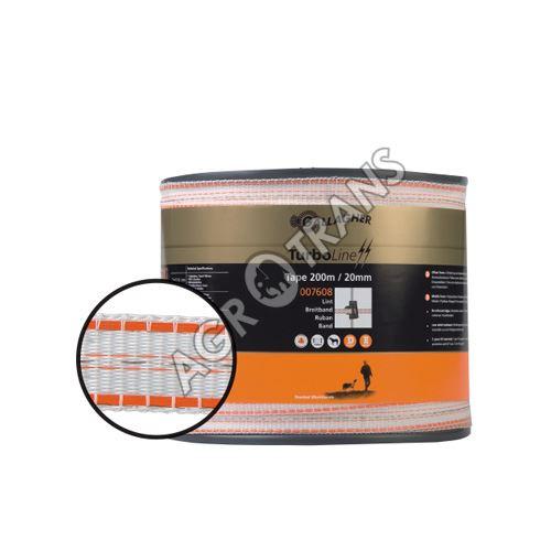 Vodivá páska 20mmTURBO 5vodičů 200m, b/o