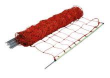 Vodivá síť pro kozy, výška 105 cm, délka  50 m, 1hrot