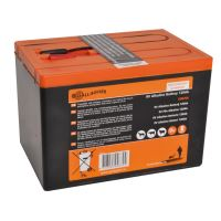 Suchá baterie 9V/120Ah