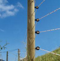 Vodivé lano TURBO 500m - bílé