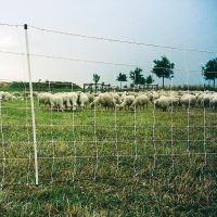 Vodivá síť pro kozy TURBO, výška 105 cm, délka 50 m, 2 hroty