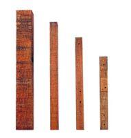 Dřevěný sloupek INSULTIMBER 110cm