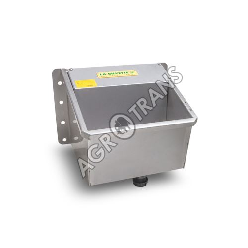 EASY-STALL 45 - nerezová, hladinová napaječka