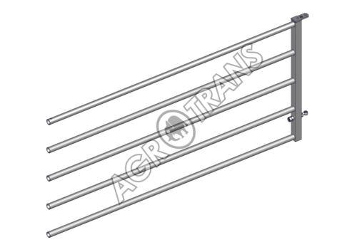 Prodloužený výsuv panelu EX5, délka 2,54 m