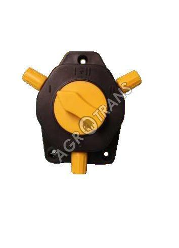 Vypínač- přepínač  ohrady - 2 okruhy