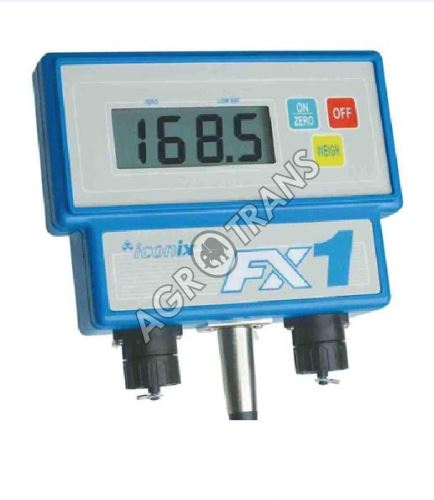 Tenzometrická váha FX1 Iconix