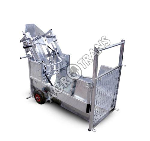 Manipulační klec pro ovce SATENE CRM2010