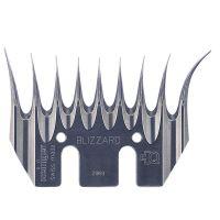 Střihací hřeben BLIZZARD - Heiniger, pro zimní střiž, šíře 94,5mm, krátký náběh