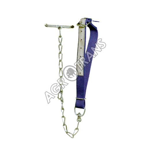 Krční řemen s řetězovým vazákem pro telata