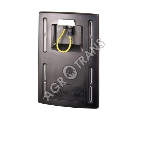 antenni panel malý 600mm x 400mm