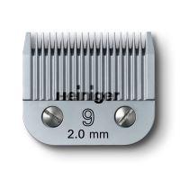 Stříhací hlava Heiniger č.9 – 2,0mm, psi, koně, skot