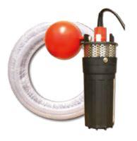 Čerpadlo vody 12V HORIZONT (solární)