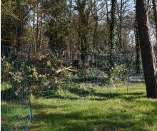 Vodivá síť pro ovce/ochrana proti vlkům,  výška 120 cm, 1 hrot - MODRÁ