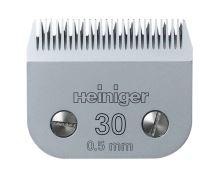 Stříhací hlava Heiniger č.30 – 0,5mm, VET kočky, psi